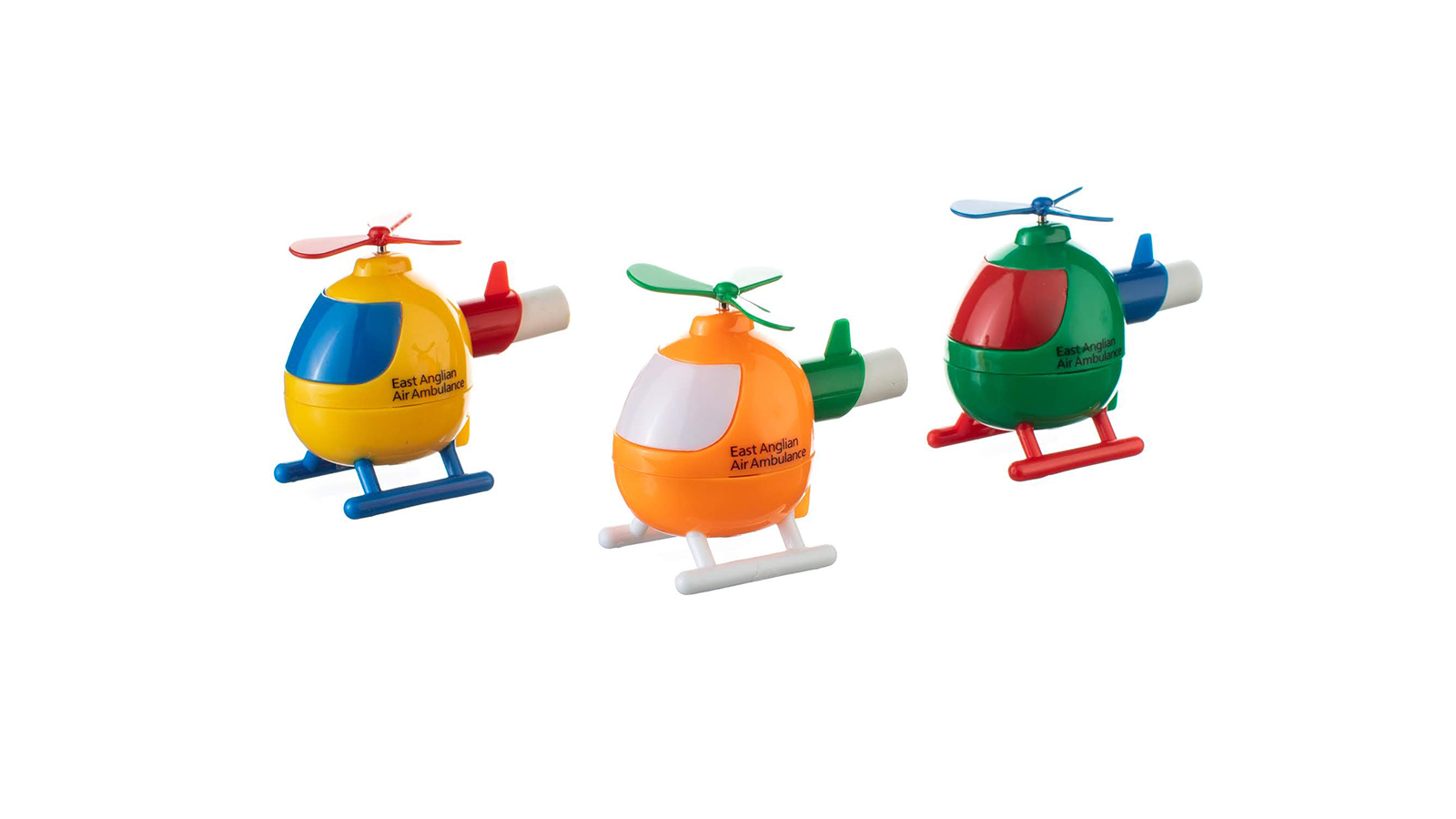 Helicopter Pencil Sharpener