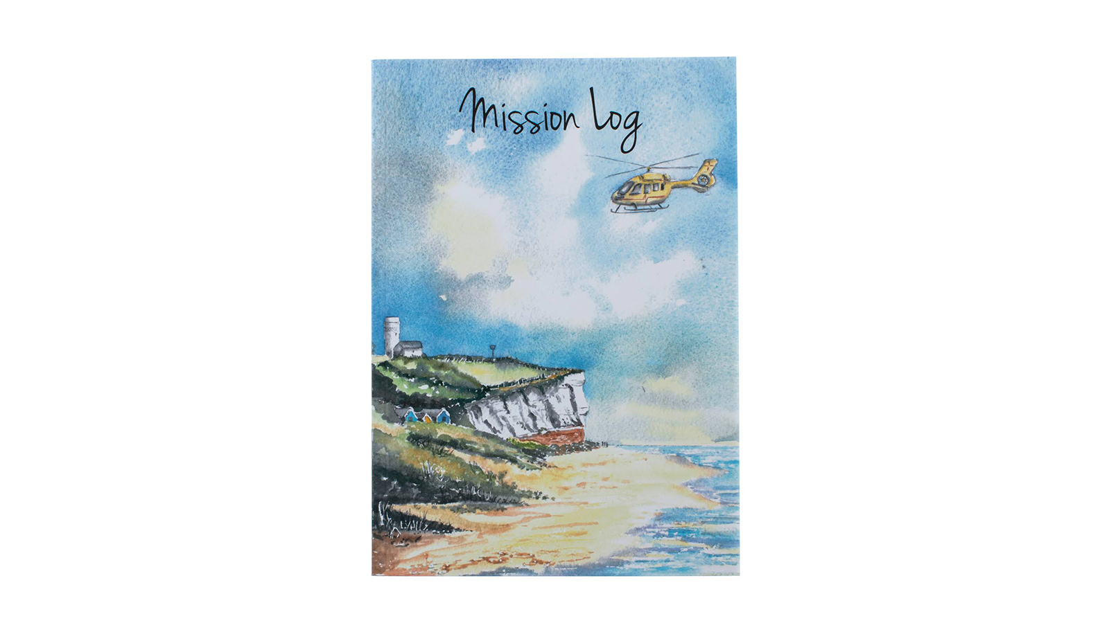 Mission Log Notebook