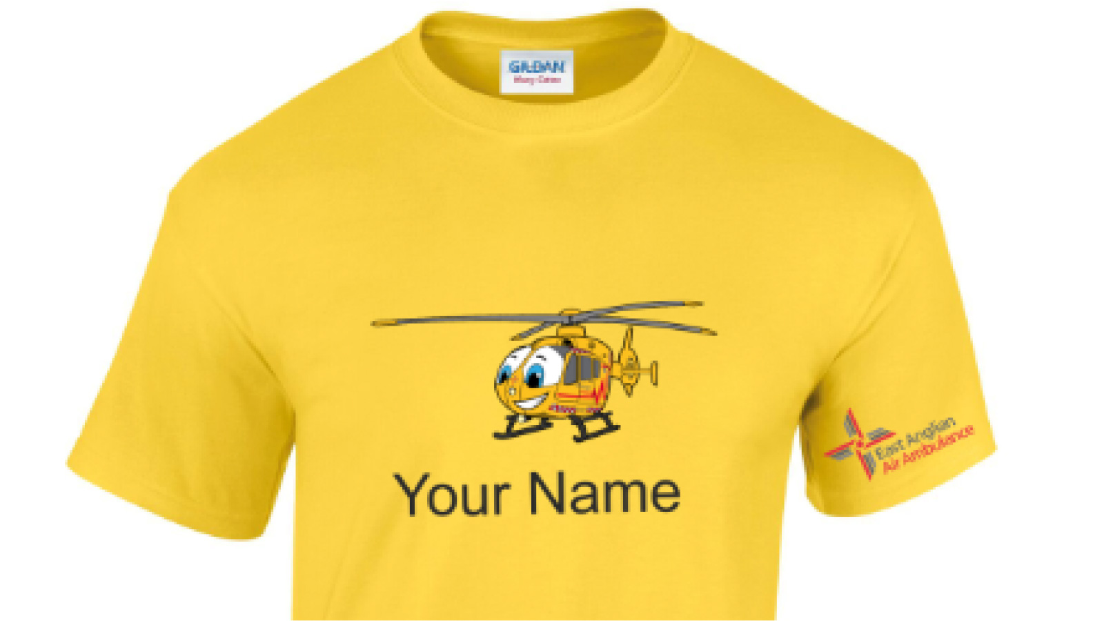 Child Personalised T-shirt